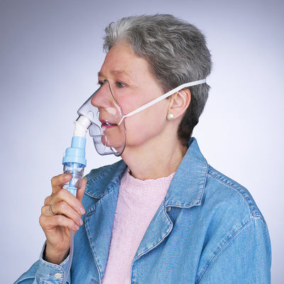 Reusable Sidestream Nebulizer