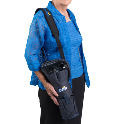 AirLift Comfort Shoulder Bag Oxygen Cylinder Carrier