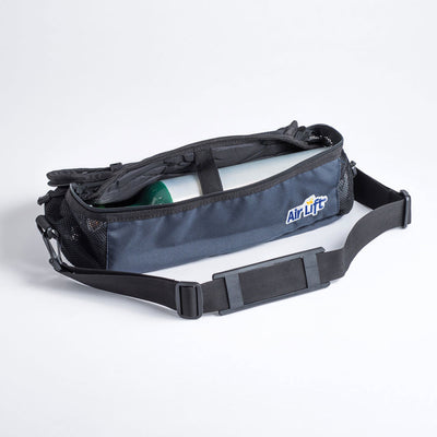 AirLift Camera-Style Shoulder Oxygen Cylinder Carrier