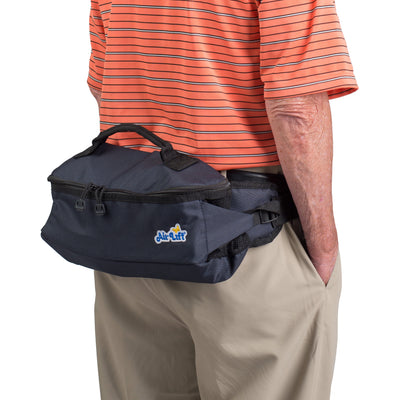 AirLift Fanny Pack Oxygen Cylinder Carrier-M6, C/M9 and B Size Cylinders