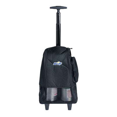 Handi-Air Tote Wheeled Oxygen Carrier