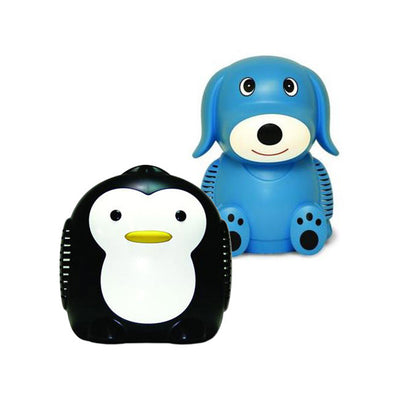 Parts for Buddy the Dog and Puff the Penguin Pediatric Nebulizer Compressors
