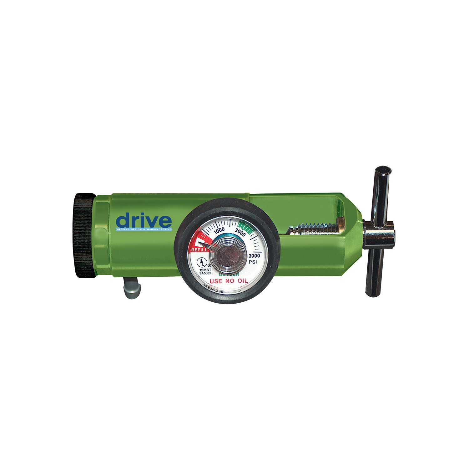 Drive 870 Mini Oxygen Regulator