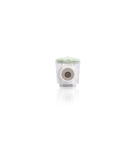 Parts for Briutcare Intelligent Portable Mesh Nebulizer or Neb401 Mini Mesh Nebulizer - Green Atomizing Cup