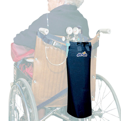 AirLift Wheelchair/Scooter Oxygen Cylinder Carrier