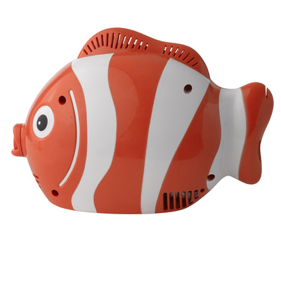 Clown Fish Pediatric Compressor Nebulizer
