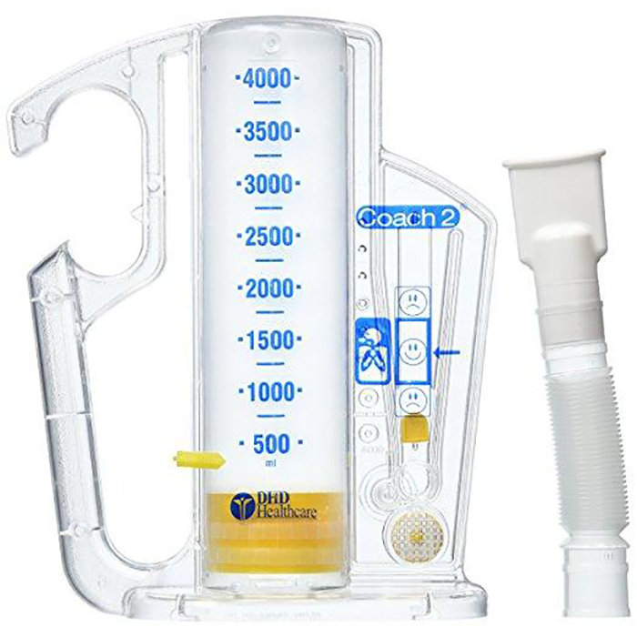 Smith's ASD Coach 2 Incentive Spirometer 4000mL