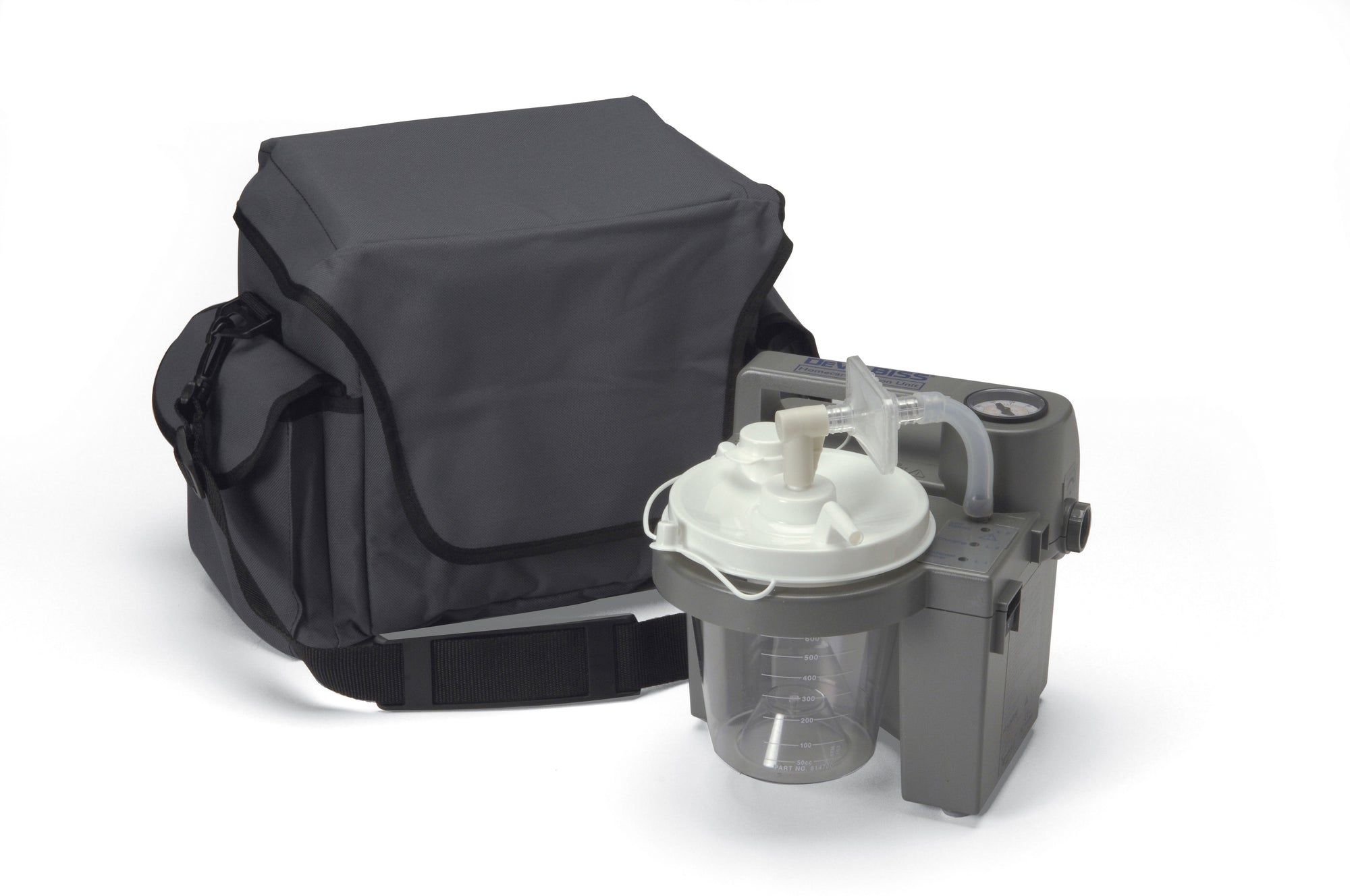 Carry Bag for DeVilbiss HomeCare Suction Unit
