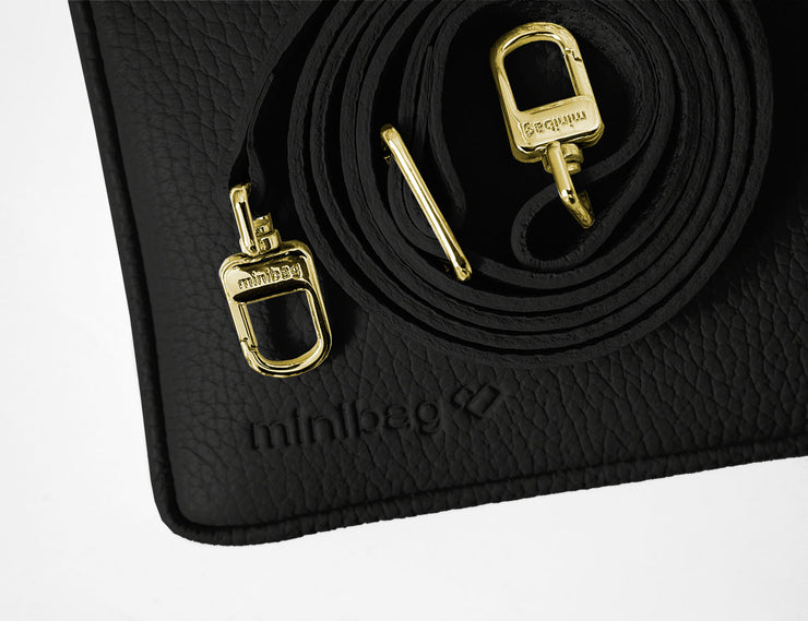 minibag black Edition GOLD