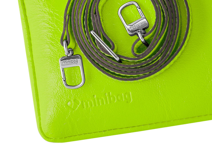 minibag neon yellow Knautsch