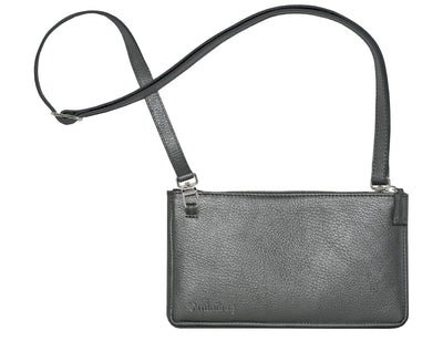 minibag metallic anthracite