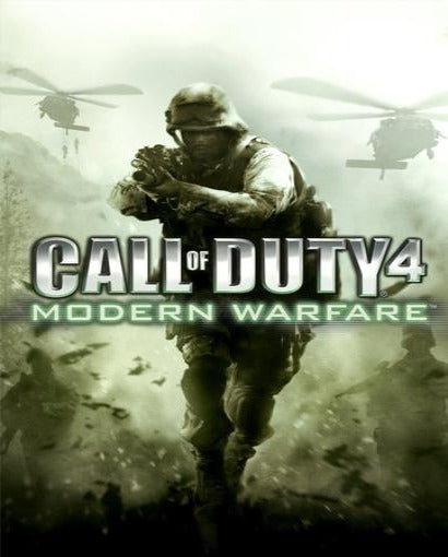 Call of Duty 4: Modern Warfare Steam CD Key