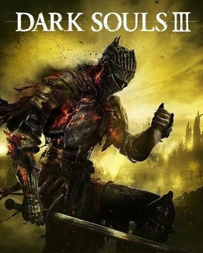 Dark Souls III Deluxe Edition Steam CD Key