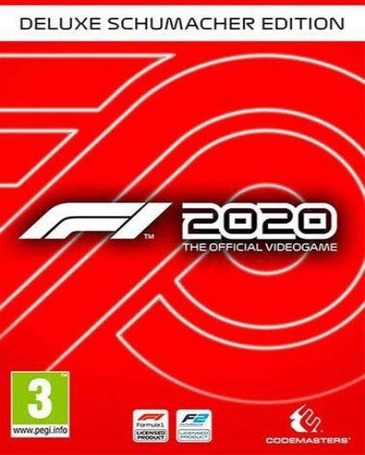 F1 2020 Deluxe Schumacher Edition Steam CD Key