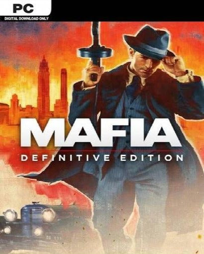 Mafia: Definitive Edition PRE-ORDER EU Steam CD Key