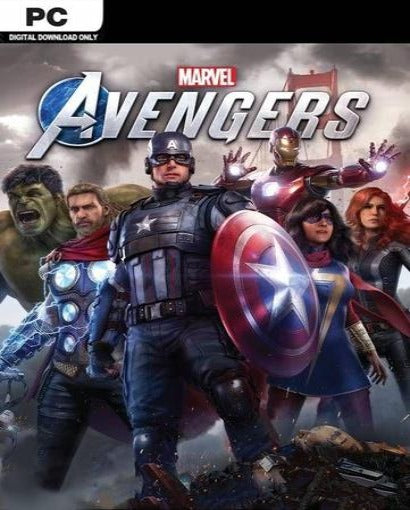 Marvel's Avengers  Steam CD Key