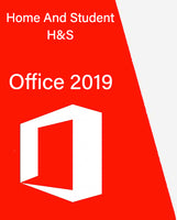 MS Office 2019 H&S Retail Key