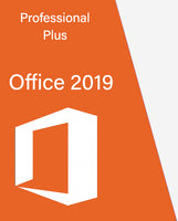 MS Office 2019 Pro Plus Retail Key