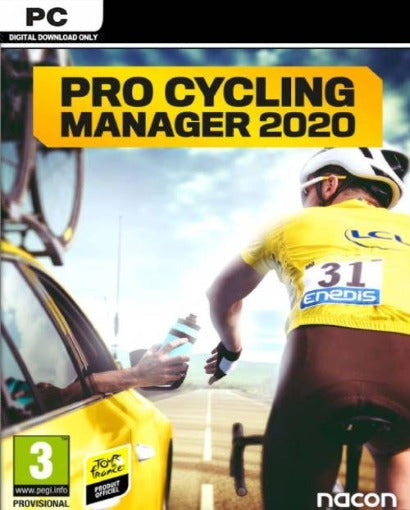 Pro Cycling Manager 2020 Steam CD Key