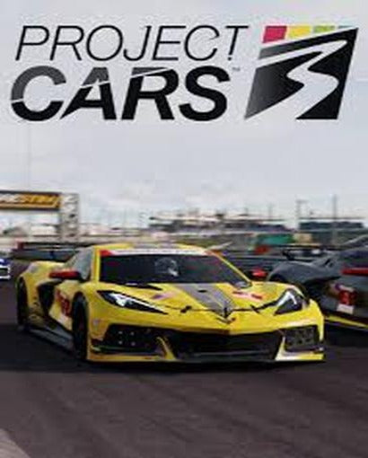 Project CARS 3 PRE-ORDER Steam CD Key