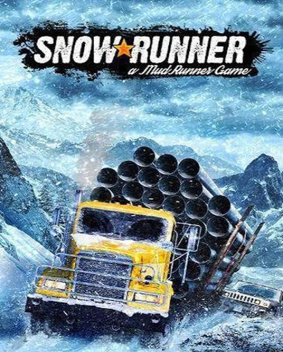 SnowRunner EU Epic Games CD Key