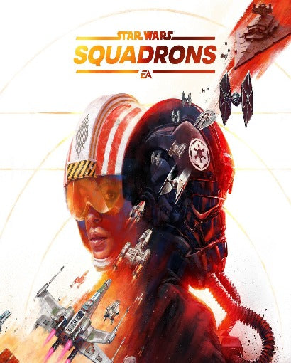STAR WARS: Squadrons EN/PL Languages Only Origin CD Key