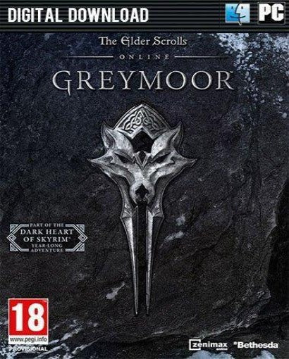 The Elder Scrolls Online - Greymoor Upgrade Digital Download CD Key