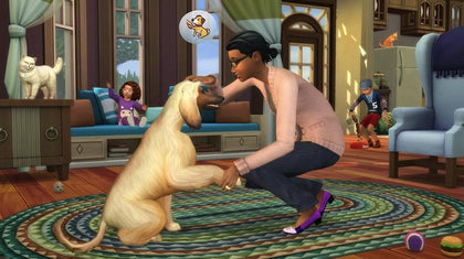 The Sims 4 - Cats & Dogs DLC Origin CD Key