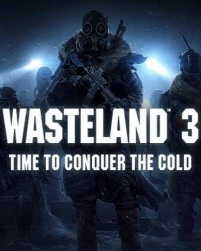 Wasteland 3EU Steam CD Key