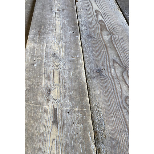 "Reclaimed 12"" Wide Antique Pine Floorboards"
