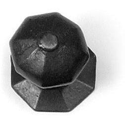 Octagonal Knob Set (powder coated)