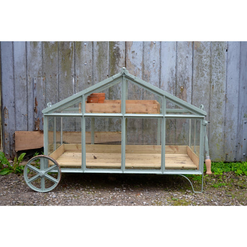 barrowlight mobile greenhouse hand made in england