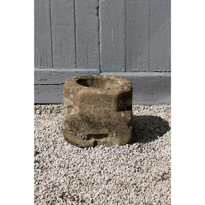 A Rare Early Stone Creeing Trough