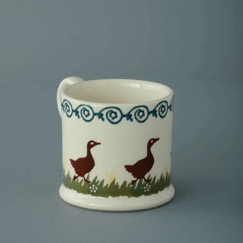 Brixton Pottery Small Duck Mug 150 ml