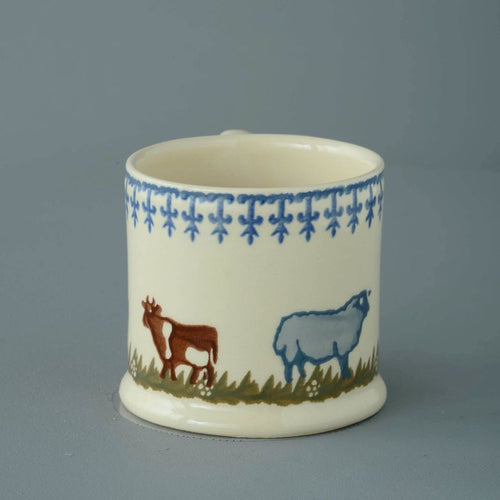 Brixton Pottery Large Farm Animal Mug 250 ml