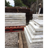 Reclaimed Statuario Marble