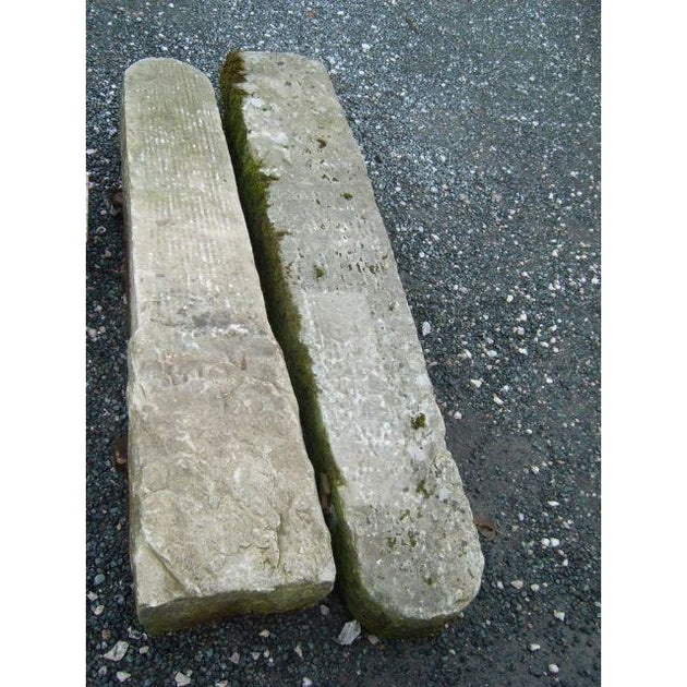 Pair of Stone gate posts