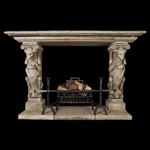 Griffin fire surround