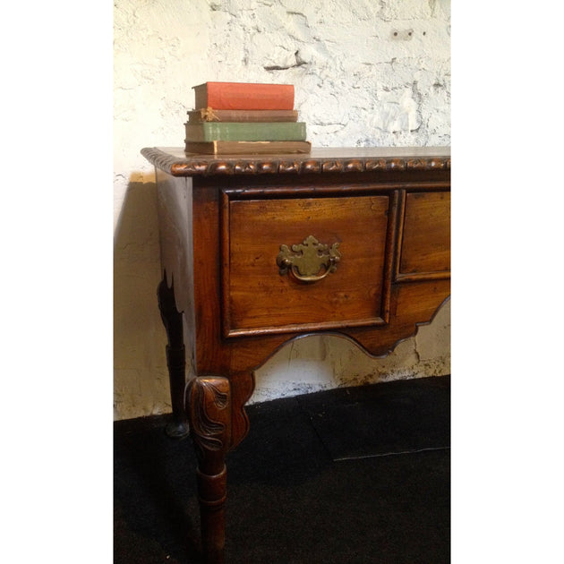 Early Oak Desk