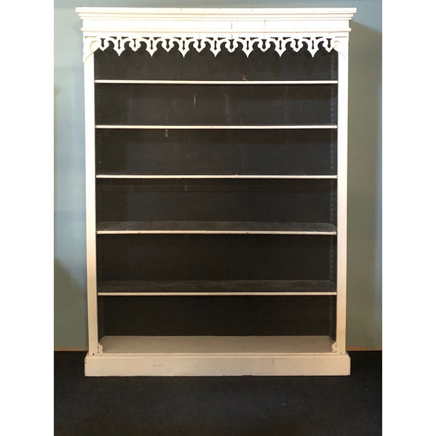 Large Open Bookcase