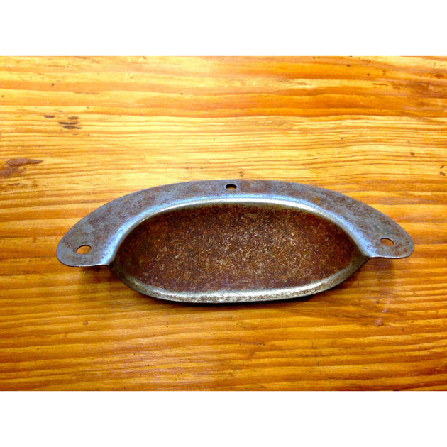 pressed iron cup handle