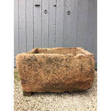 Large Red Sandstone Trough
