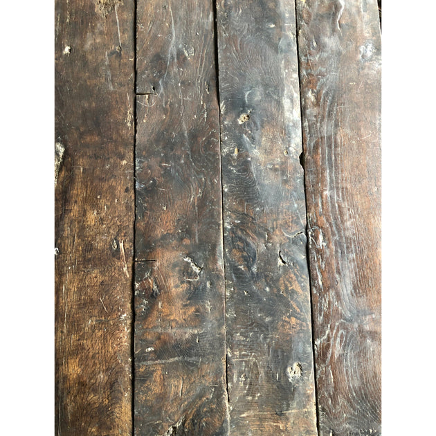 Reclaimed Early English Oak Floorboards.