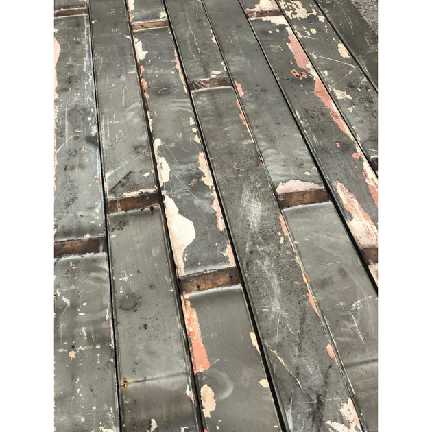 Reclaimed Painted Pine Floor Boards / Cladding