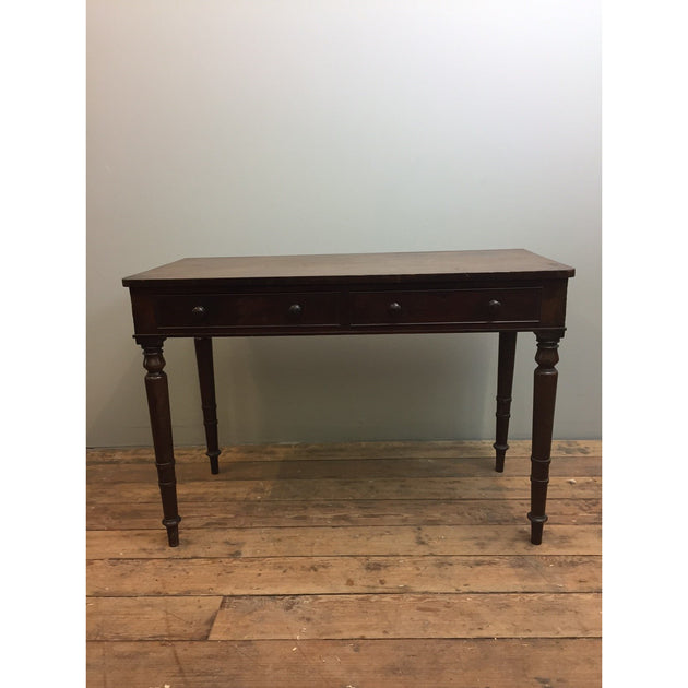 Mahogany Hall table