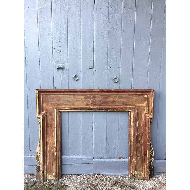 Georgian Pine Fire Surround