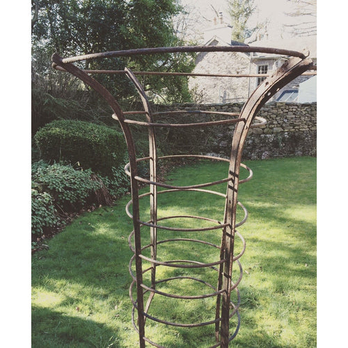 reclaimed wrought iron tree guards