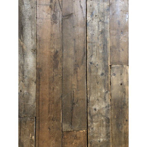 "8 3/4"" Reclaimed Pine Floorboards"