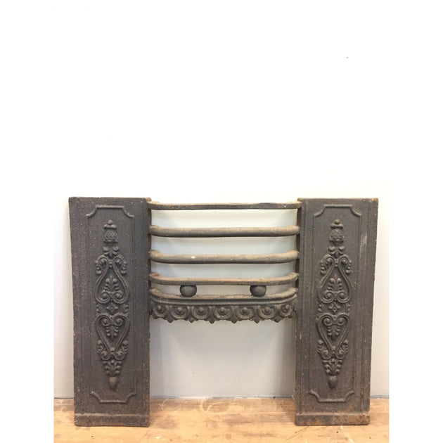 Cast Iron Hob grate front