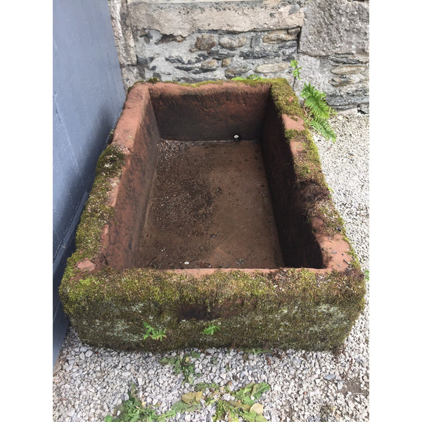 Large Red Sandstone Trough //RT121//